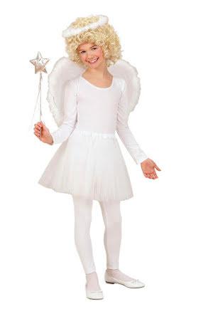 Dräkt, ängel barn