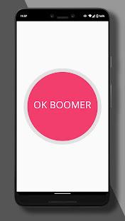 ok boomer for PC-Windows 7,8,10 and Mac apk screenshot 1