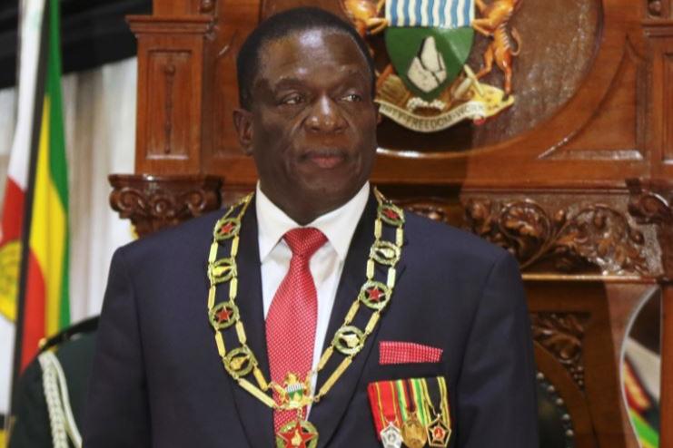 UK imposes sanctions on adviser to Zimbabwean president