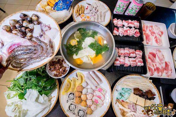 漁人酒肆-吃到飽 高cp值 推薦鍋物 海鮮料理餐廳 家庭聚餐 朋友聚會 公司聚餐 海鮮雜炊鍋 必吃鍋物