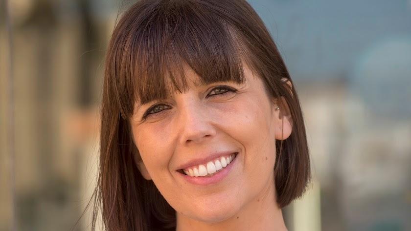 Marta Rodríguez, periodista de LA VOZ y autora de \'Cuando fui náufraga. Diario de una cuarentena\'.