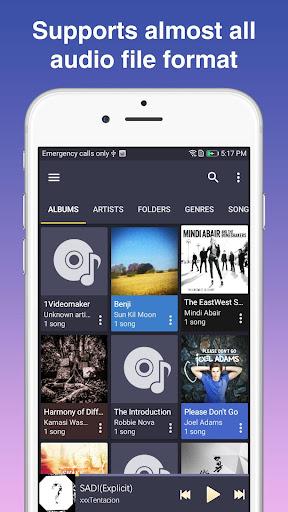 Fly Music Player 1.0.1 screenshots 1