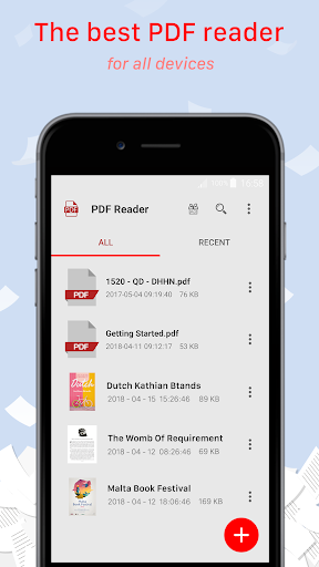 PDF reader 2.745.586 screenshots 1