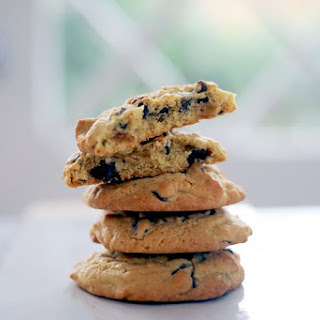 The Almond Lover's Chocolate Chip Cookie.