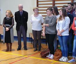 Photo: Warsztaty szkolne z okazji X rocznicy nadania imienia Papieża Jana Pawła II w Gimnazjum nr 1 w Płońsku [21.10.2013]