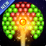 Bubble Shooter Space Pro Icon
