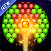 Bubble Shooter Space Pro