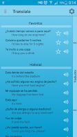 Screenshot of Learn Languages: English