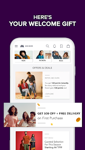 Myntra Online Shopping App – Shop Fashion & more App Latest Version Download For Android and iPhone 2