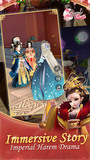 Royal Chaos–Enter A Dreamlike Kingdom of Romance 1.3.0 Cheat screenshots 2