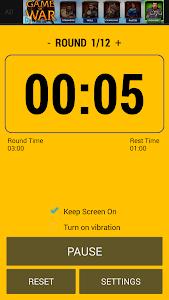 Boxing Interval Timer FREE screenshot 6