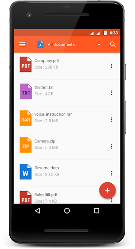 Document Manager 1.1 screenshots 2