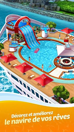 The Love Boat: Puzzle Cruise – Your Match 3 Crush!  captures d'écran 1