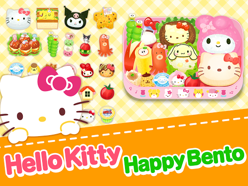 Hello Kitty Happy Bento