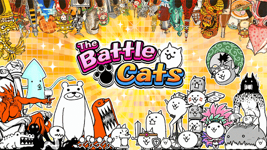 The Battle Cats- screenshot thumbnail
