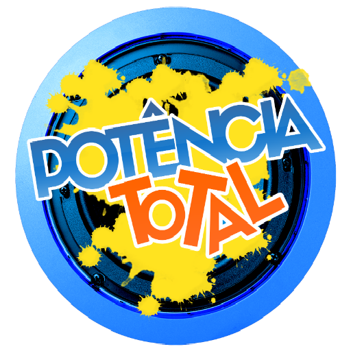 Rádio Potencia Total: captura de tela