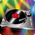 DJ Music Mix-Spieler Touch- icon