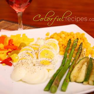 'Eat, Pray, Love' Inspired Dinner.