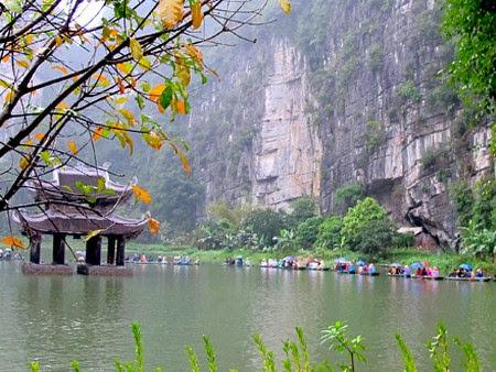 Khu du lịch Tràng An, khám phá thung Nội Lấm