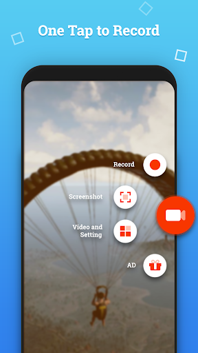 screen recorder - recorder and video editor screenshot 1