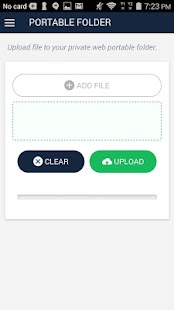 Secure app- screenshot thumbnail