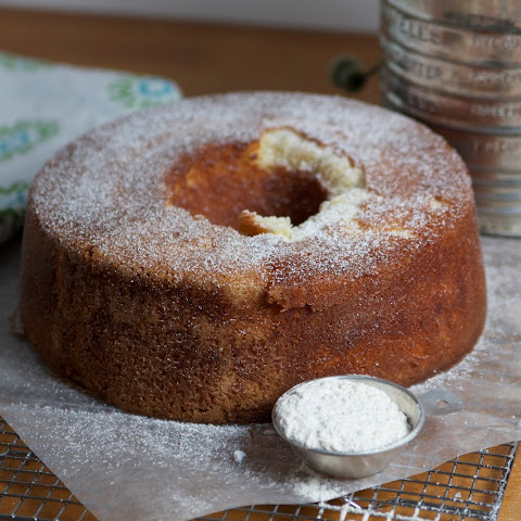 Sour Cream Pound Cake Using Swans Down Cake Flour