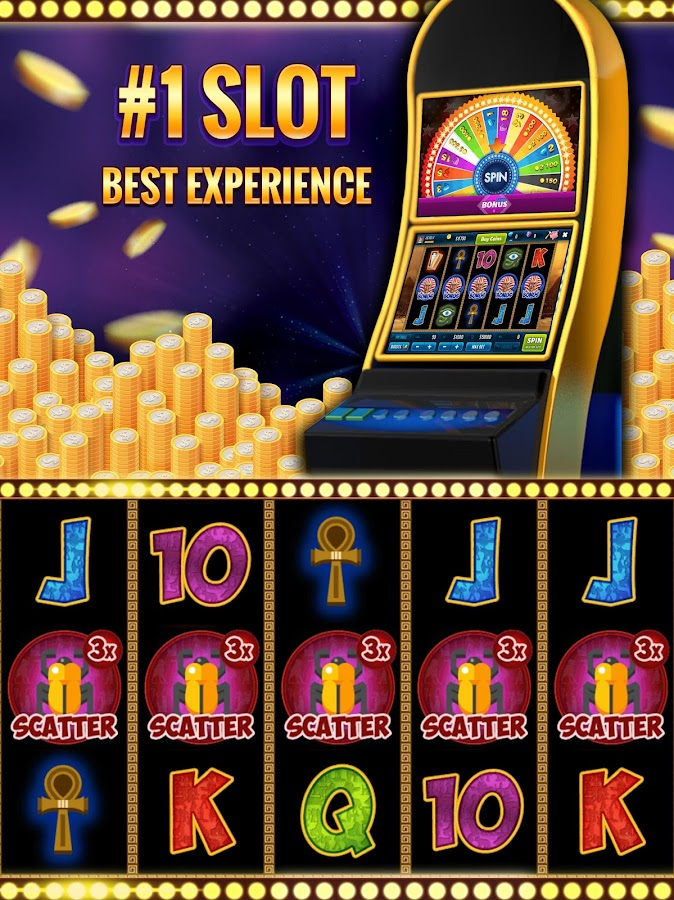 Pharaoh Slots Free Casino Game- screenshot