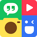 Photo Grid - Photo Editor & Video Collage Maker icon