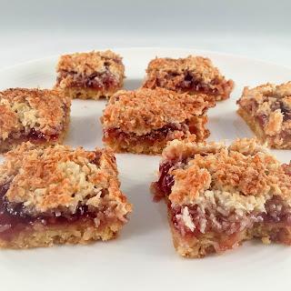 Raspberry And Coconut Slice Recipes