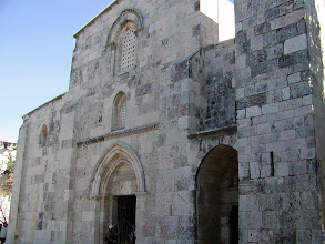 Photo: St. Anne's Church, built in the 12th century.  It is believed to be the spot where Anne and Joachim, the parents of the Blessed Virgin Mary, lived.