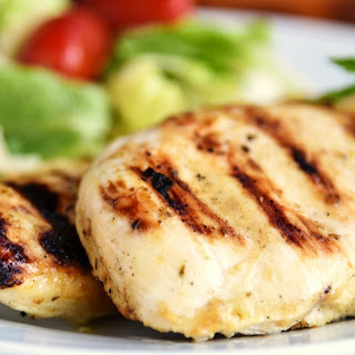Sweet and Spicy Grilled Chicken.