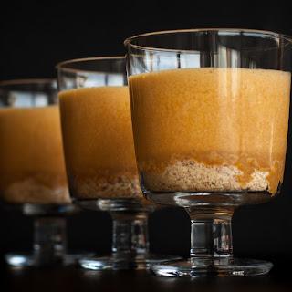 Dulce de leche mousse | Baba de Camelo.