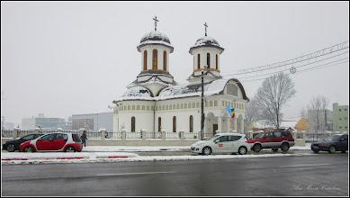 Photo: Turda - Str. Stefan cel Mare, Nr.12-14 - Biserica Ortodoxa , parohia Fabrici - 2018.12.17