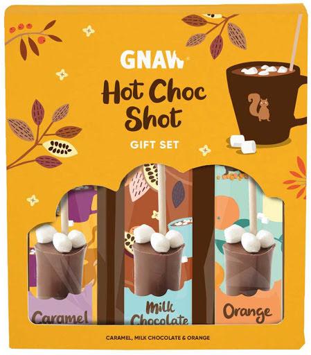 Presentkit varmchoklad - Gnaw Chocolate