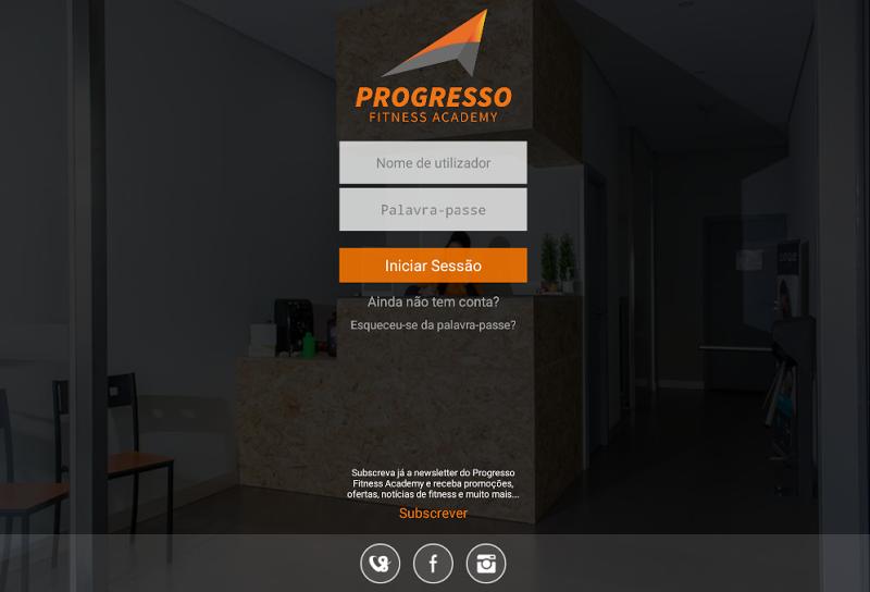 Скриншот Progresso Fitness Academy - OVG
