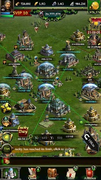Clash Of Kings-สงครามราชา APK screenshot thumbnail 6