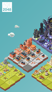 Age of 2048™: ألعاب بناء المدن التاريخية 4