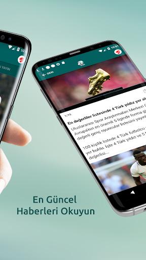 ASPOR-Canlı yayınlar, maç özetleri, spor haberleri 4.91 screenshots 2