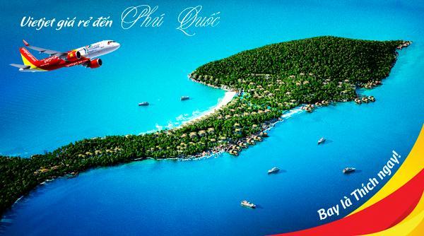Săn vé máy bay đi Phú Quốc của các hãng tại BestPrice để có giá tốt