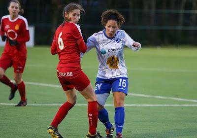Ambitieuze vrouweneerstenationaler haalt opnieuw speelster op bij Gent