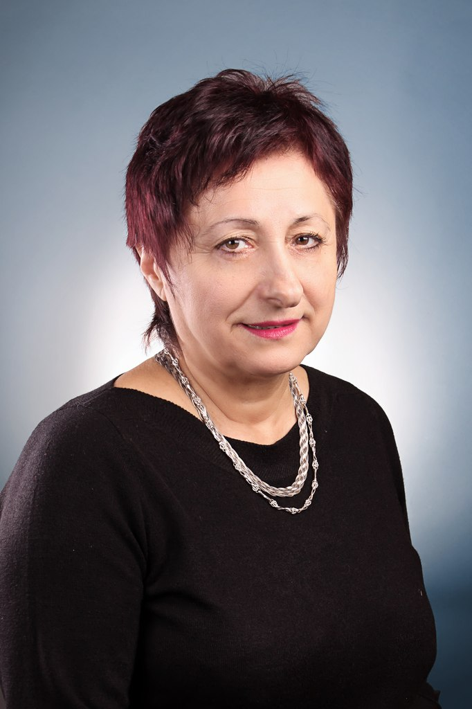 Photo: Большакова Олена Михайлівна