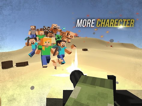 Chaos : Multiplayer Battle Royale