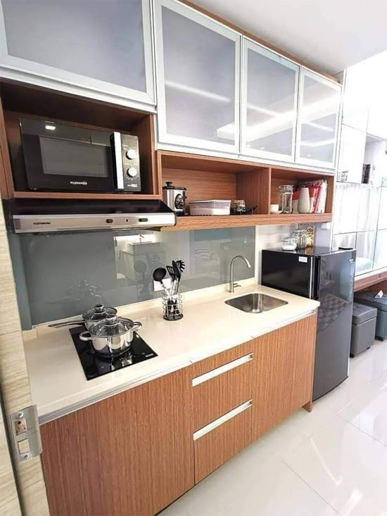 Harbour Park Residences, Mandaluyong kitchen
