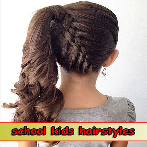 School Kids hairstyles