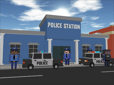 City Bus Craft Simulator screenshot 9