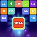 HappyPuzzle® Merge Block 2048 Game Free icon