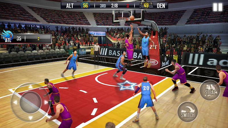 Fanatical Basketball- screenshot