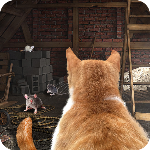 Cat Hunter Mouse House (game)