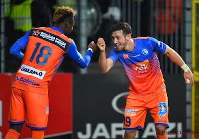 AA Gent pakt de drie punten in derby tegen Lokeren (0-3)