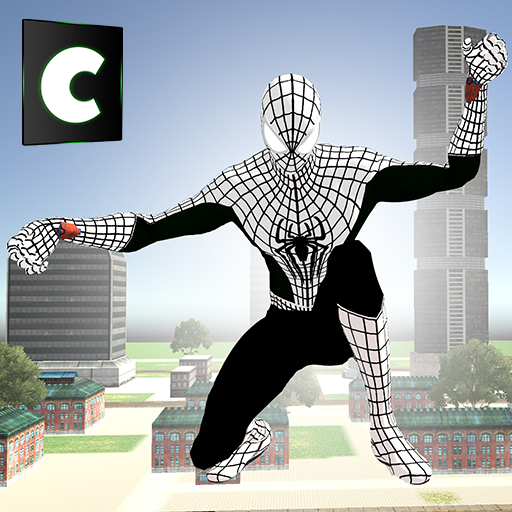 Flying Spider Hero Crime Simulator